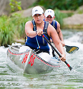 Texas Water Safari 2014, Martindale, Cottonseed Rapids, June 14, 2014  Photo by Ashley Landis