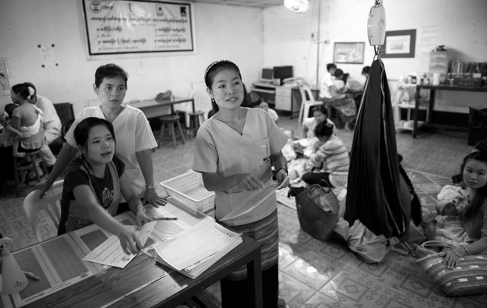 The Mae Tao Clinic (MTC), founded and directed by Dr. Cynthia Maung, provides free health care for refugees, migrant workers, and other individuals who cross the border from Burma to Thailand in search of of medical treatment.