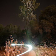 Night Bike Ride along Lake Natoma/Willow Creek State Rec Area