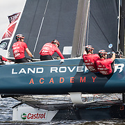 Extreme Sailing Land Rover BAR Academy