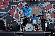 The Aquabats performing at The Bamboozle in East Rutherford, New Jersey. May 1, 2010. Copyright © 2010 Matt Eisman. All Rights Reserved.