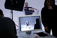 DAY ONE OF THE BAFTA/RADIO TIMES TV AWARDS NOMINEES SHOOT AT HOLBORN STUDIOS LONDON.3.4.14.PIX STEVE BUTLER 07970 430606