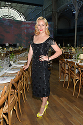 CHARLOTTE OLYMPIA DELLAL at The Women for Women International & De Beers Summer Evening held at The Royal Opera House, Covent Garden, London on 23rd June 2014.