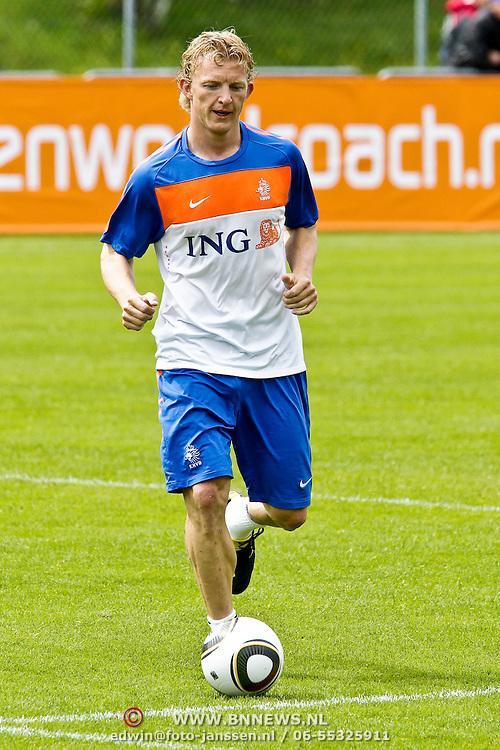 AUS/Seefeld/20100530 - Training NL Elftal WK 2010, Dirk Kuyt