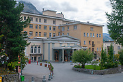 Kulm Hotel, St. Moritz, Switzerland