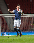 Scotland&rsquo;s Gordon Greer &nbsp;  - Scotland v Denmark, International challenge match at Hampden Park<br /> <br />  - &copy; David Young - www.davidyoungphoto.co.uk - email: davidyoungphoto@gmail.com