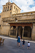 Jaca Cathedral, Jaca, Huesca, Aragon, Spain