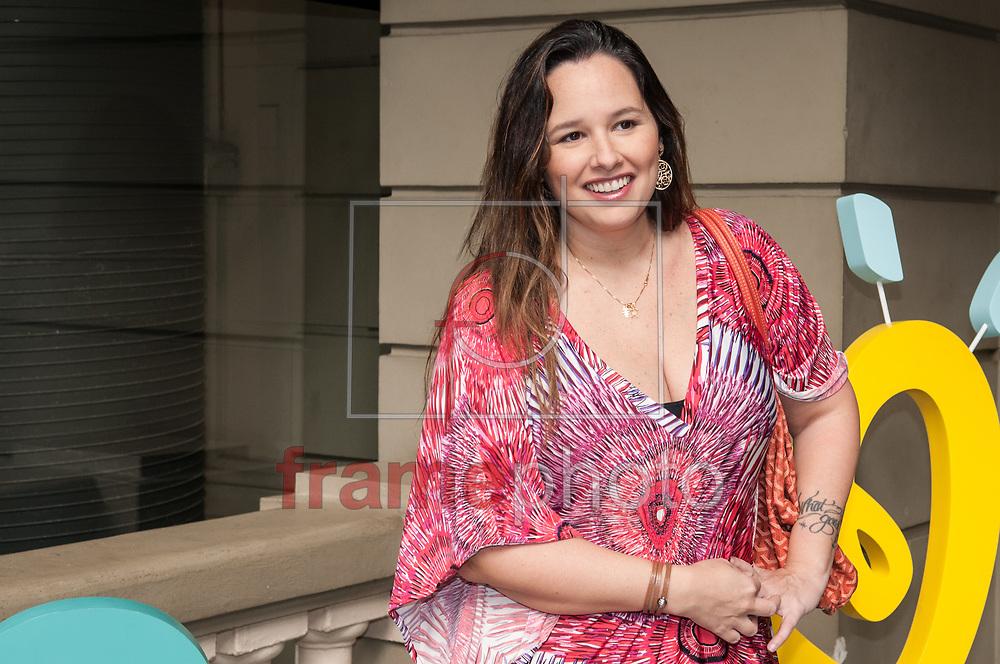 Mariana Belém. Durante Evento Pampers. Espaço Iate Clube - Higienópolis. Foto: Fábio Guinalz/FramePhoto