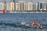 Day0 Training 2016 Marathon Swimming FINA/HOSA 10 Km Abu Dhabi