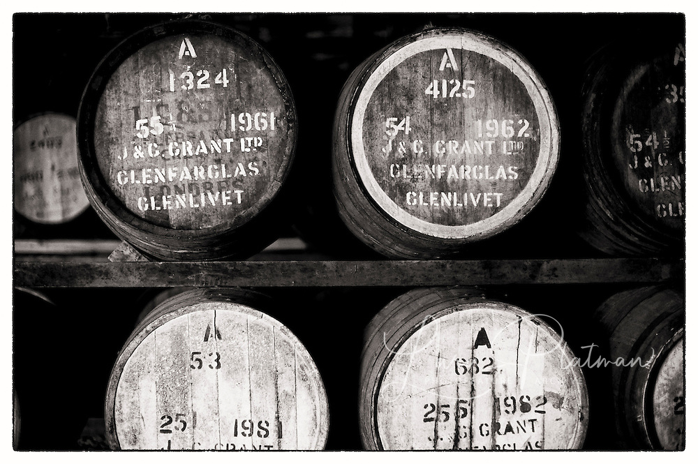 Glenfarclas Sprit of Land, the distilleries of Scotland, (new book to come out soon)