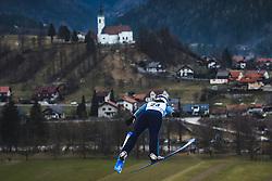 SANKEY Logan (USA) during qualification round of FIS Ski Jumping World Cup Ladies Ljubno 2020, on February 23th, 2020 in Ljubno ob Savinji, Ljubno ob Savinji, Slovenia. Photo by Matic Ritonja / Sportida