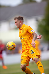 Livingston Callum Crane. Livingston 1 v 0 Annan Athletic, Scottish League Cup Group F, played 21/7/2018 at Prestonfield, Linlithgow.