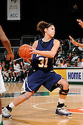 December 18, 2010: Natasha Hadley of the  California Riverside Highlanders in action during the NCAA basketball game between the Miami Hurricanes and the Highlanders. The 'Canes defeated the Highlanders 81-59.