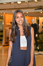 Singer ARLISSA at the French Connection #NeverMissATrick Launch Party held at French Connection, 396 Oxford Street, London on 23rd July 2014.