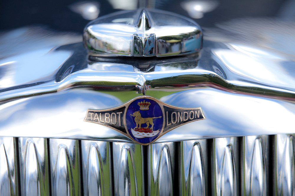 Classic and Vintage cars - Talbot London