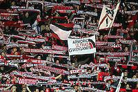 Supporters Guingamp - 10.01.2015 - Guingamp / Lens - 20eme journee de Ligue 1<br />Photo : Vincent Michel / Icon Sport