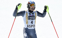 19.03.2017, Aspen, USA, FIS Weltcup Ski Alpin, Finale 2017, Slalom, Herren, im Bild Manfred Moelgg (ITA), // Manfred Moelgg of Italy during the men's Slalom of 2017 FIS ski alpine world cup finals. Aspen, United Staates on 2017/03/19. EXPA Pictures © 2017, PhotoCredit: EXPA/ Erich Spiess