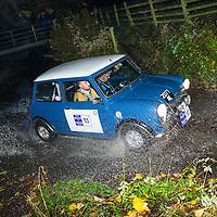 Car 53 Hubert Lynch Patrick Lynch Morris Mini Cooper S