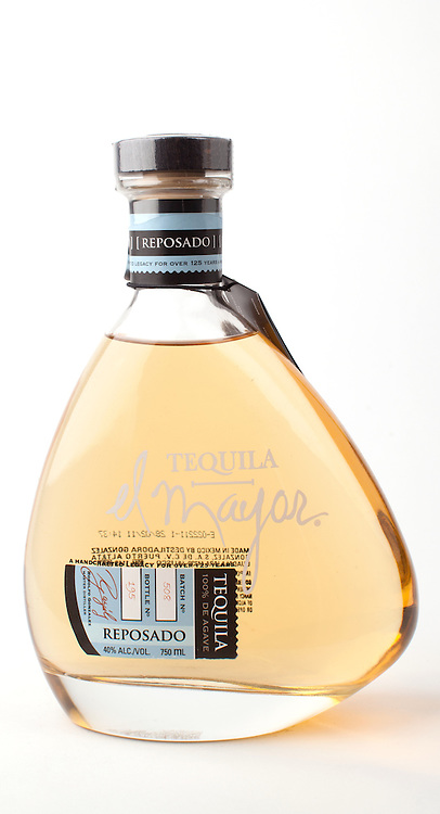 El Mayor reposado -- Image originally appeared in the Tequila Matchmaker: http://tequilamatchmaker.com