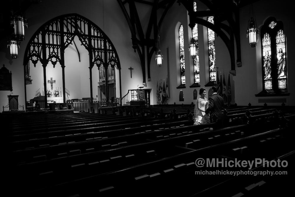 Jennifer Hughes and John Pianki wedding preview - Indianapolis, Indiana