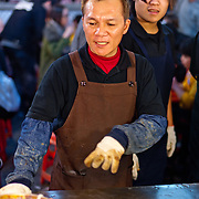 Ruifeng Night Market, Kaohsiung City, Taiwan