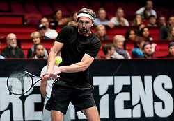 23.10.2016, Stadthalle, Wien, AUT, ATP Tour, Erste Bank Open, Tie Break Tens, Gruppe B, im Bild Goran Ivanisevic (CRO) // Goran Ivanisevic of Croatia during a Tie Break Tens, group B, match of Erste Bank Open of ATP Tour at the Stadthalle in Vienna, Austria on 2016/10/23. EXPA Pictures © 2016, PhotoCredit: EXPA/ Sebastian Pucher