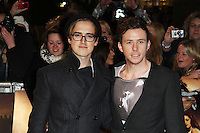 Tom Fletcher; Danny Jones; McFly The Twilight Saga: Breaking Dawn Part 1 UK Premiere, Westfield Startford City, London, UK. 16 November 2011. Contact rich@pictured.com +44 07941 079620 (Picture by Richard Goldschmidt)