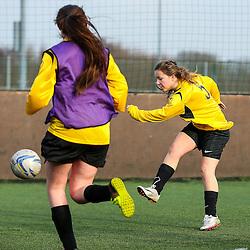 Girls Kinder + Sport Futsal Cup
