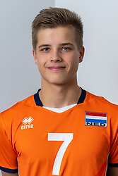 21-12-2018 NED: Photoshoot selection of Orange Young Boys, Arnhem <br /> Orange Young Boys 2018 - 2019 / Kees Merkx #7