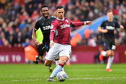 March 16, 2019 - Birmingham, England, United Kingdom - Anwar El Ghazi (22) of Aston Villa makes a run at goal during the Sky Bet Championship match between Aston Villa and Middlesbrough at Villa Park, Birmingham on Saturday 16th March 2019. (Credit Image: © Mi News/NurPhoto via ZUMA Press)