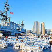 San Ysidro Health Employee Party USS MIDWAY 2019