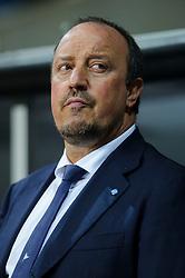 Napoli Head Coach Rafa Benitez (ESP) looks on before kick off - Photo mandatory by-line: Rogan Thomson/JMP - Tel: 07966 386802 - 20/02/2014 - SPORT - FOOTBALL - Liberty Stadium, Swansea -  Swansea City v SSC Napoli - UEFA Europa League, Round of 32, First Leg.