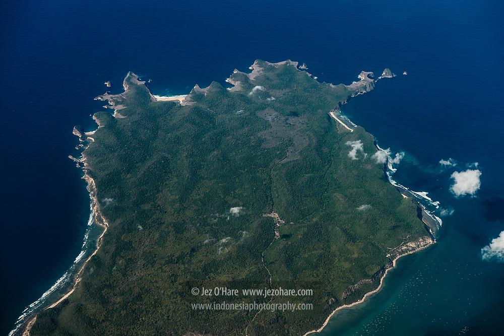Gunung Tunak Nature Park, South Lombok, Nusa Tenggara Barat, Indonesia.