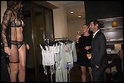 JODIE KIDD; DAVID BLAKELEY, Myla 15th Anniversary party!   The House of Myla,  8-9 Stratton Street, London
