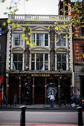 UK ENGLAND LONDON 1MAY12 - The Kings Head pub and theatre on Upper street  in Islington, North London...jre/Photo by Jiri Rezac..© Jiri Rezac 2012