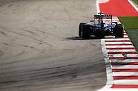 Daniel Ricciardo (AUS) Red Bull Racing RB10.<br /> United States Grand Prix, Sunday 2nd November 2014. Circuit of the Americas, Austin, Texas, USA.
