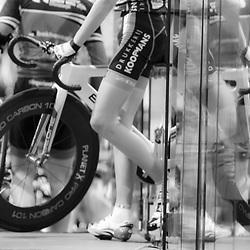 27-12-2014: Wielrennen: NK Baanwielrennen: Apeldoorn