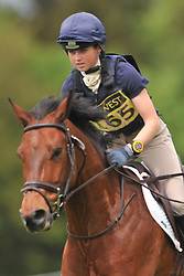 DAISY LIDDLE ON COUNT DANILO, CROSS COUNTRY SECTION, Rockingham International Horse Trials, Rockingham Castle  Saturday  21st May 2016<br /> Photo:Mike Capps