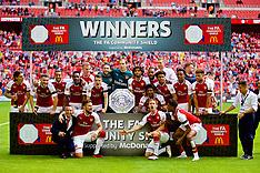 170806 Charity Shield Arsenal v Chelsea