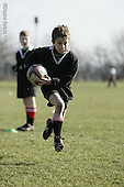 Saracens Masterclass at Old Albanians RFC. 20-2-09. U9s and U10s