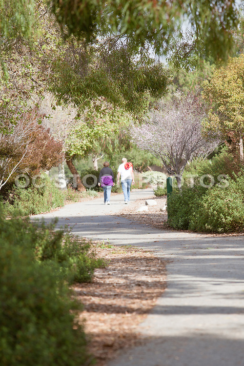 Thompson Creek Trail in Claremont