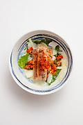 Sardine, Shaved Kohlrabi & Parm Salad from the fridge (m€) - Post Vacation Salad Week