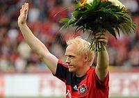 Verabschiedung Carsten Ramelow Leverkusen<br /> Bundesliga Bayer 04 Leverkusen - SV Werder Bremen<br /> <br /> Norway only