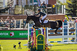 Chad Kara, CAN, Viva<br /> Spruce Meadows Masters - Calgary 2019<br /> © Dirk Caremans<br />  04/09/2019