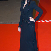 LONDON - FEBRUARY 10: Actress Eva Green arrives  at the Orange British Academy Film Awards at the Royal Opera House on February 10, 2008 in London, England.
