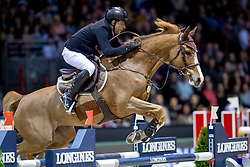 Lopez Lizarazo Carlos Enrique, COL, Chamade Gesmeray<br /> Jumping International de Bordeaux 2020