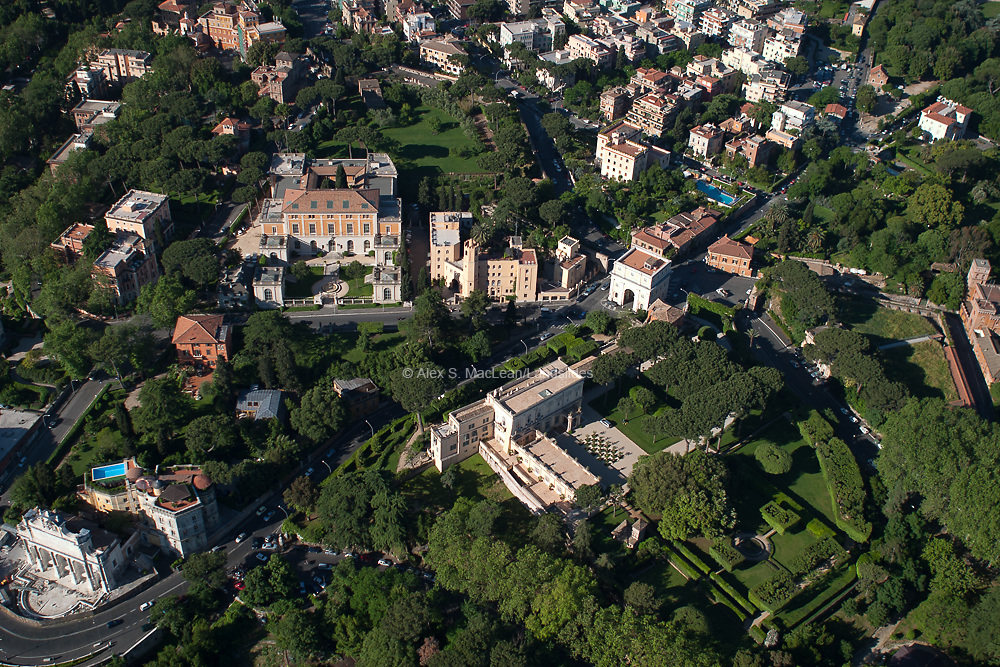 American Academy and Villa Aurelie