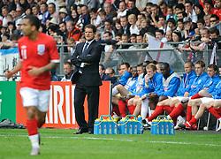 30.05.2010, UPC Arena, Graz, AUT, WM Vorbereitung, Japan vs England, im Bild Fabio Capello, Teamchef England, EXPA Pictures © 2010, PhotoCredit: EXPA/ S. Zangrando / SPORTIDA PHOTO AGENCY