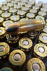 Guns, rifles and ammo