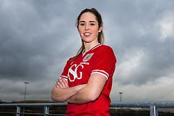 Ellie Wilson of Bristol City Women's FC - Mandatory byline: Rogan Thomson/JMP - 11/01/2016 - FOOTBALL - Stoke Gifford Stadium - Bristol, England - Bristol City Women's FC New Signings.